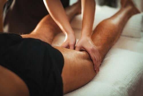 Пет навика за възстановяване от мускулна травма