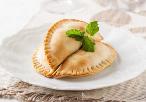 Вегански емпанади: две вкусни рецепти