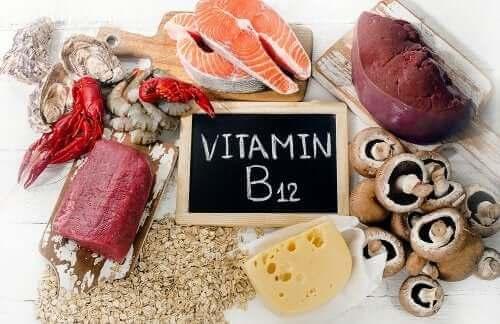 Метилмалонова ацидемия: Снимка на продукти, които съдържат витамин Б12