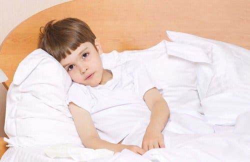 Бледата кожа при децата изисква консултация с педиатър.