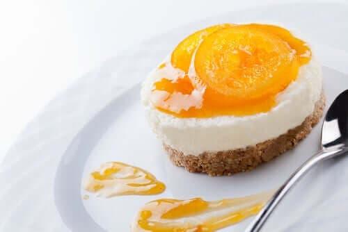 Десерт подходящ за болни от цьолиакия