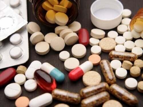 Различни видове лекарства