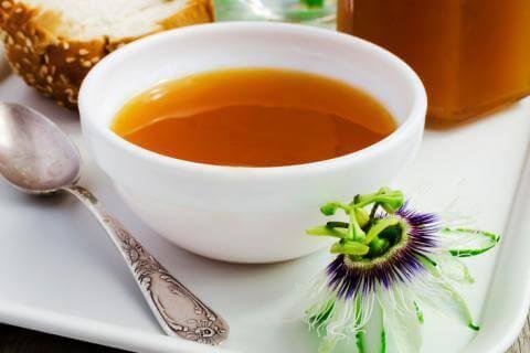 Чаят от пасифлора помага при безсъние.