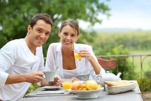 Опознайте метаболизма си - значението на закуската
