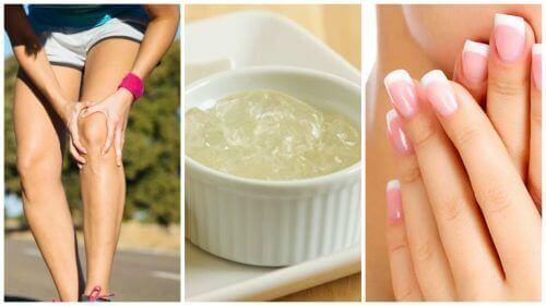 11 предимства на бистрия желатин, за които искате да знаете