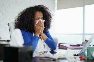 Как са се появили и развили алергиите