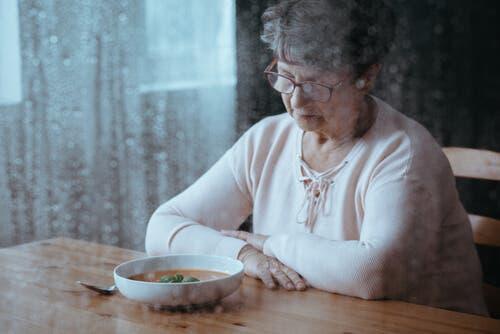 Хипорексията – отслабването на апетита