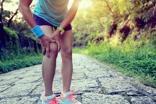 Домашни средства за лечение на коляното на бегача