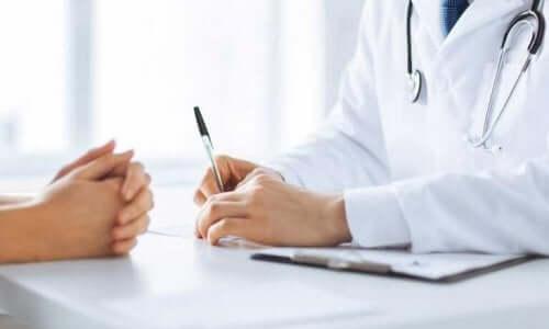 Подкрепа от лекар