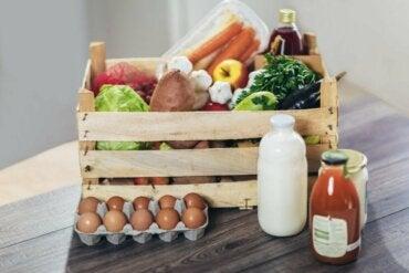 Какво представлява екологично устойчивата диета?