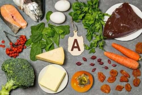 Заболявания, причинени от недостига на витамини