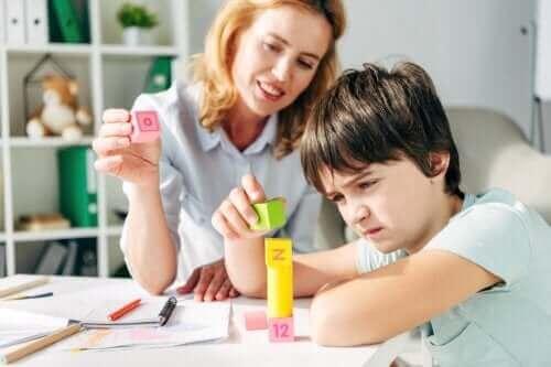 Процесът на диагностициране на дислексия