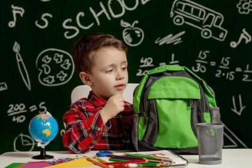 Дислексия и училище