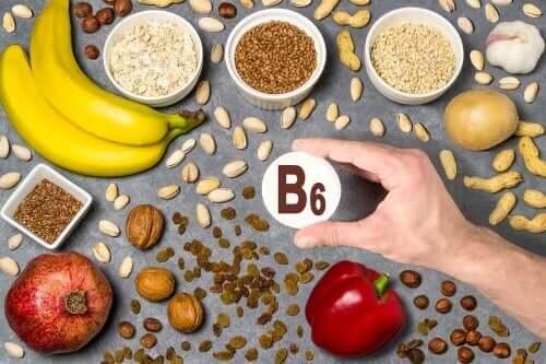 Храни, които съдържат витамин В6