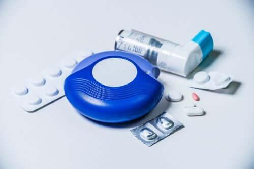 Средства за лечение на астма