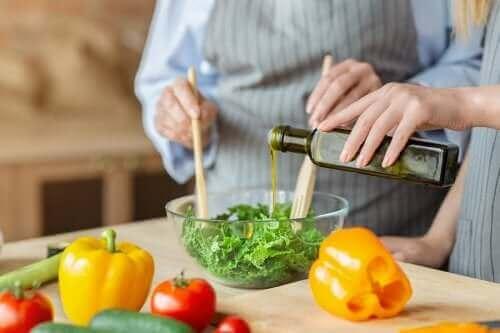 Мазнините са от съществено значение при диетата