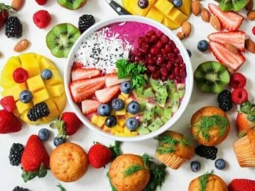 Пълноценно хранене на детето през лятото - плодове и зеленчуци