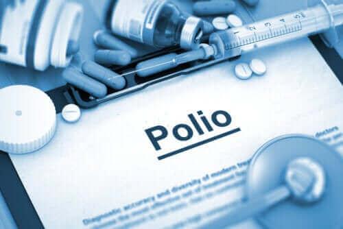Различните видове полиомиелит