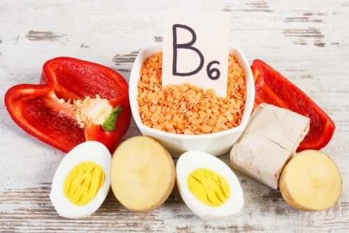 Ползите от витамин B6