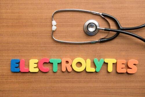 Електролитите: какво представляват тези вещества?