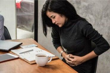 Какви са симптомите на гастроентерит?