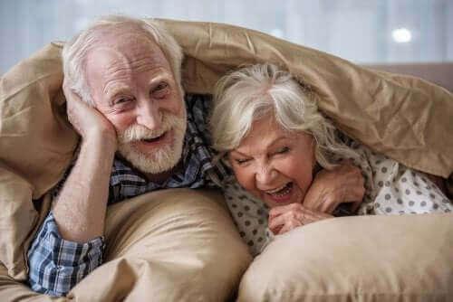Сексуалността в напреднала възраст: какво се случва?