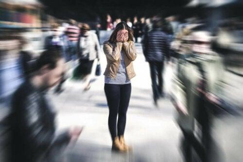 Страх и агорафобия