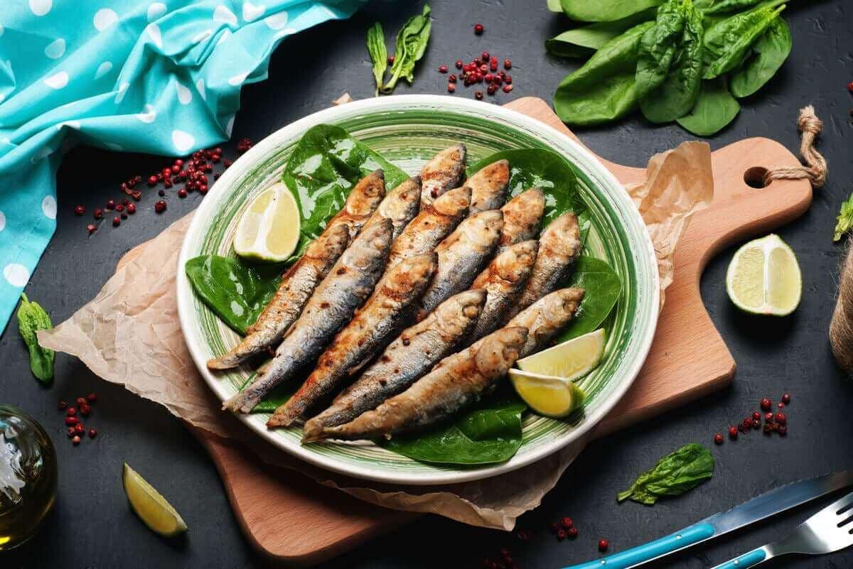 Сардините и здравето