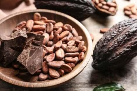 Най-полезният за здравето шоколад е този с високо съдържание на какао.