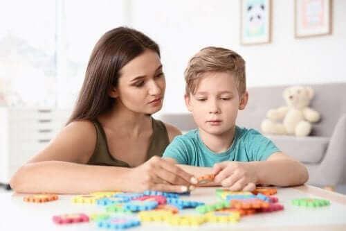 Деца с аутизъм: 4 важни упражнения