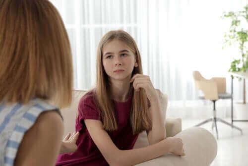 Лъжите при тийнейджърите: най-страшната ситуация