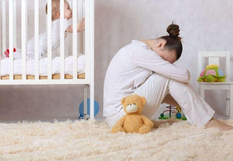 Следродилната депресия: как да я разпознаем и лекуваме?
