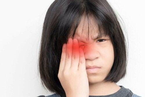 Травмите са една от най-честите причини за промяна в цвета на очите.