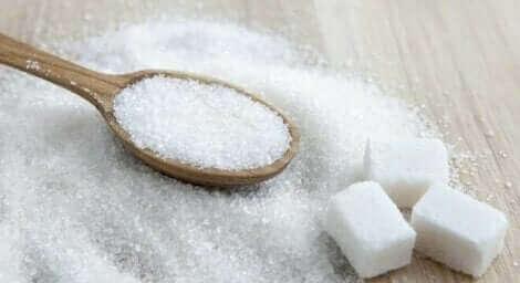 Прием на храни с високо съдържание на захар по време на бременност