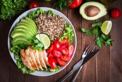 Здравословно хранене и бременност