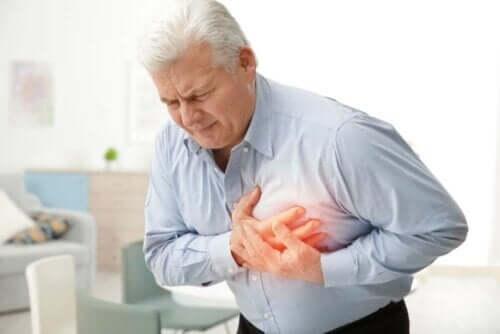 Болести на сърцето - симптоми